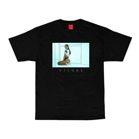 VISUAL Sketched Series-Skylight Tee