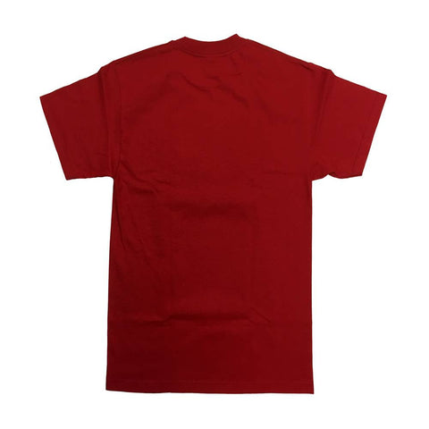 VISUAL Twist Cardinal Tee