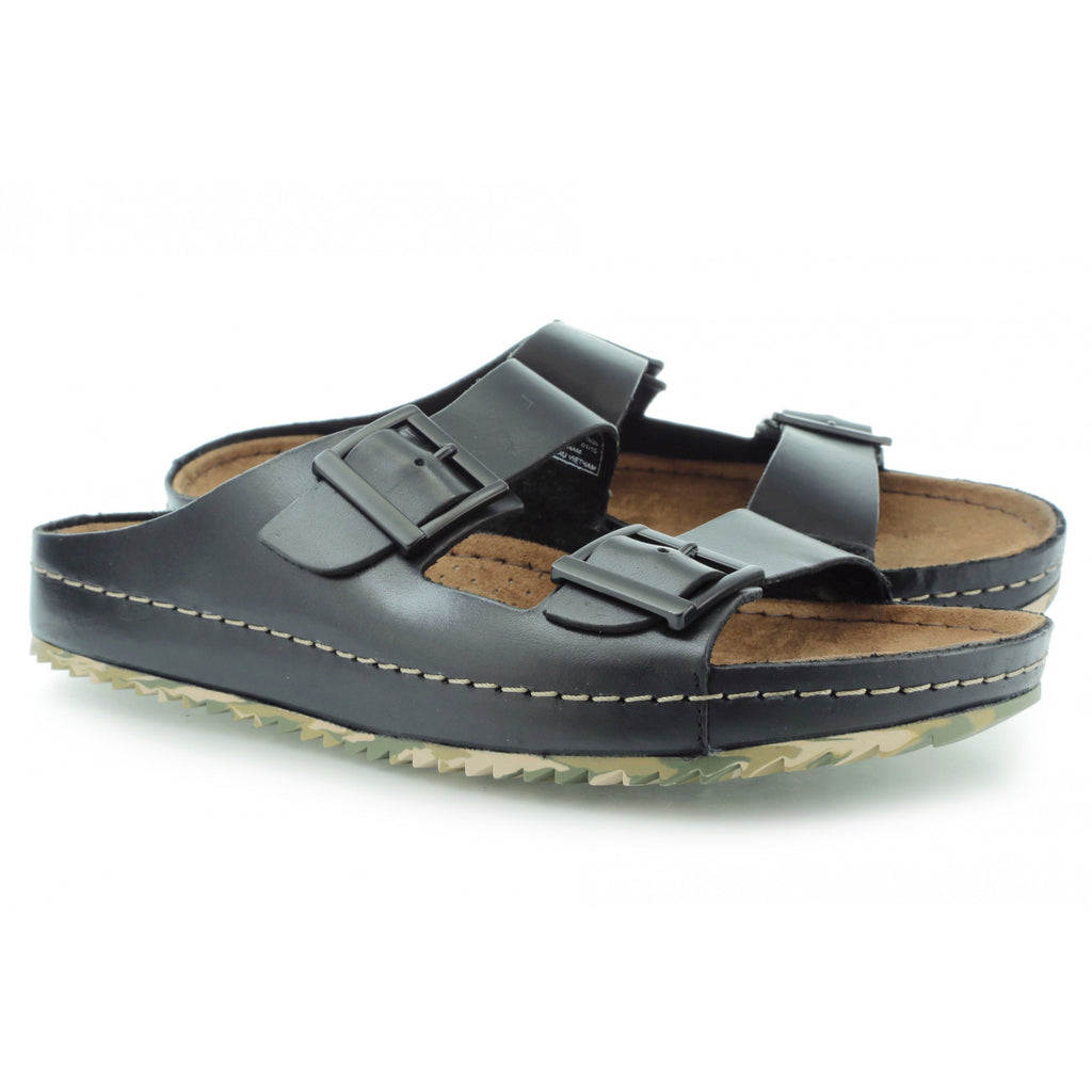Clarks Men's Netrix Buck Wedge Sandal