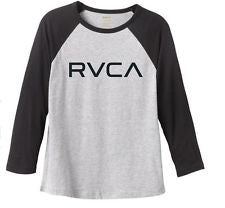 RVCA Women's Big RVCA Long Sleeve Tee