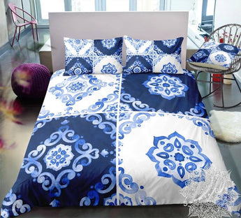 Water Mill Bed Set
