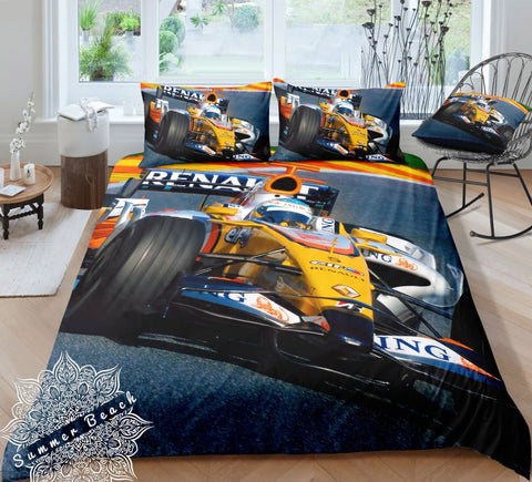 Formula One Bed Set