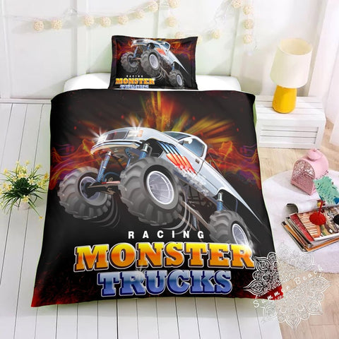 High Air Monster Truck Bed Set