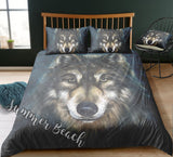 Alpha Wolf Bed  Set - New