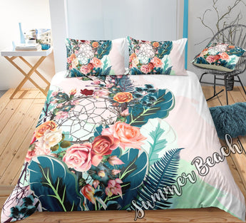 Tropical Dream Bed Set - New