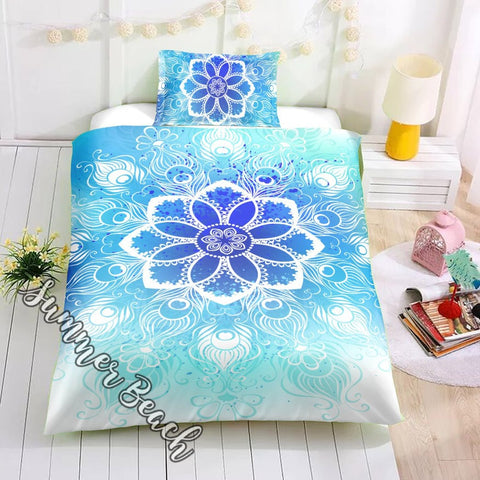Mandala Seas Bed Set - New