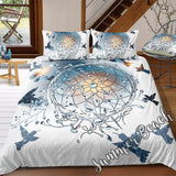 Dreaming Birds Bed Set - New