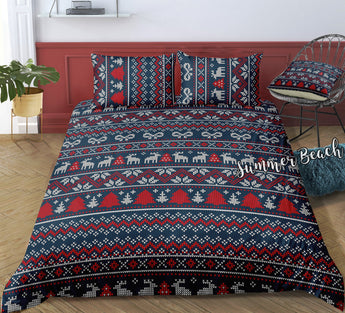 Christmas Jumper 1 Bed Set - New