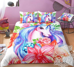 Princess Pettles Unicorn Bed Set - New Product Pre Order