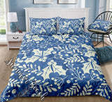 Christmas Holly Bed Set - New