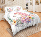 Princess Sofie Unicorn White Bed Set - New Product