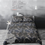 Black Marble Bed Set - New Product Pre Order