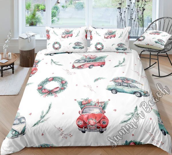 Christmas Kombi Bed Set - New