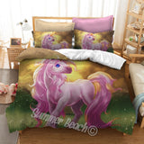 Princess Elsa Unicorn Bed Set