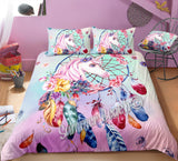 Unicorn Dream Bed Set