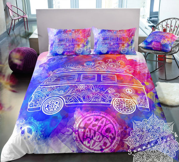 Watercour Kombi Van Bed Set