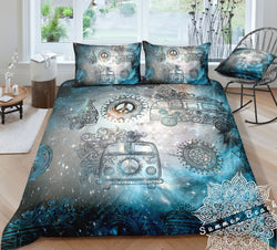 Galaxy Kombi Van Bed Set