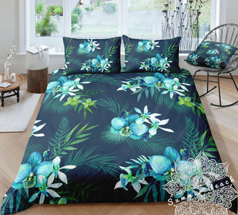 Tropical Orchards Dark Bed Set - New Product
