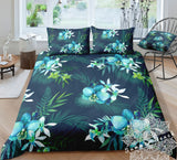 Tropical Orchards Dark Bed Set