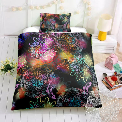 Retro Mandala Bed Set - New Product
