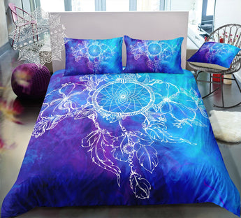 Hibiscus Dream Bed Set
