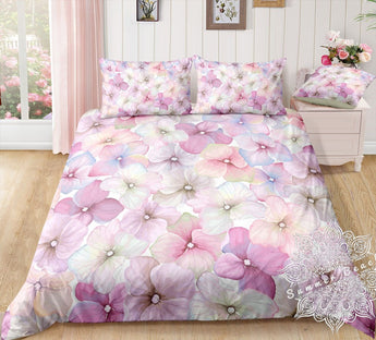 Pansy Fields Bed Set