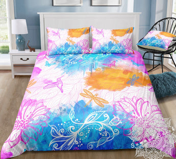 Spring Meadows Bed Set