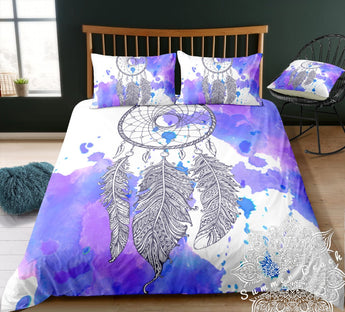 Lilac Dreaming Bed Set
