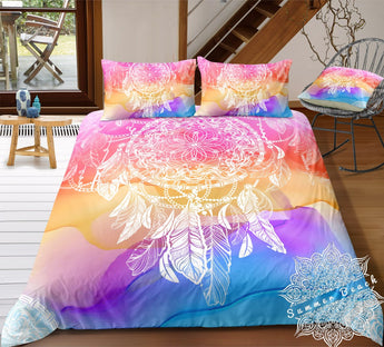 Summer Dreamcatcher Bed Set