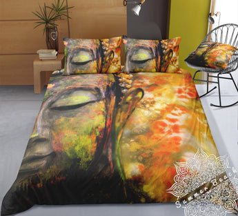 Buddha Summer Bed Set