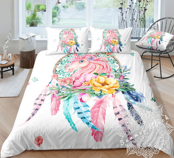 Dreamy Unicorn Bed Set - New