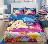 Mermaid Andrina Bed Set