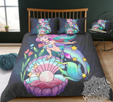 Mermaid Attina Bed Set