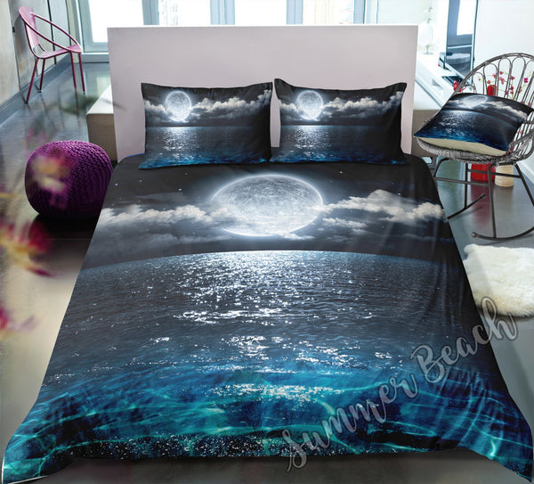 Beach Nights Bed Set - New