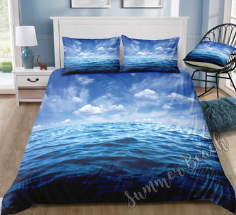 Deep Ocean Bed Set - New