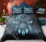 Midnight Dreamcatcher Bed Set - New