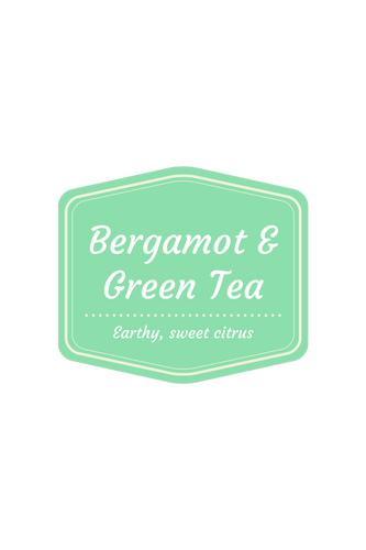 Bergamot & Green Tea - mooi lab