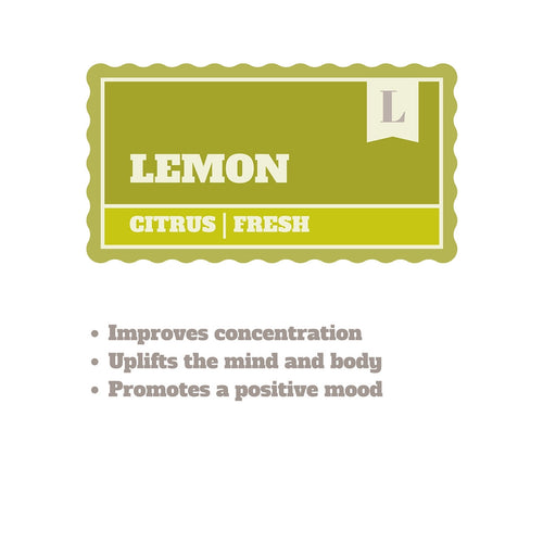 Lemon - mooi lab