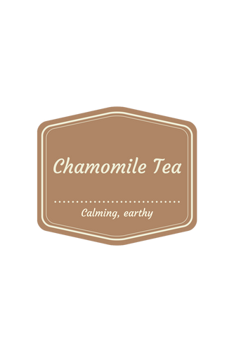 Chamomile Tea - mooi lab