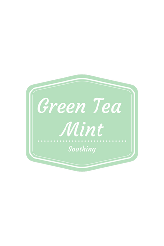 Green Tea Mint - mooi lab