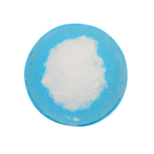 Blue Raspberry Toy Bath Bomb (Boy)