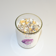 Calm Hidden Crystal Soy Candle