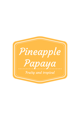 Pineapple Papaya - mooi lab