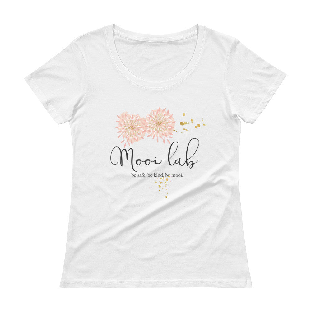 mooi lab Ladies' Scoopneck T-Shirt
