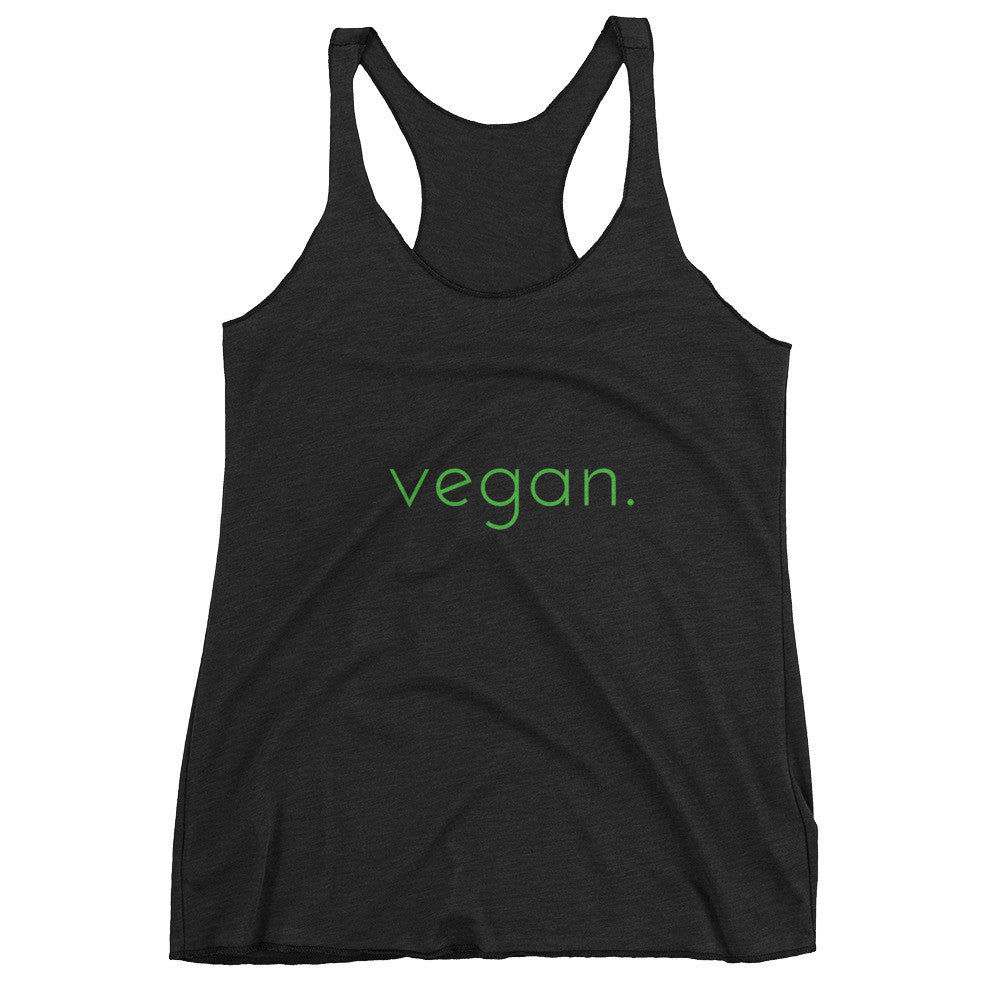 Vegan Tank Top - mooi lab