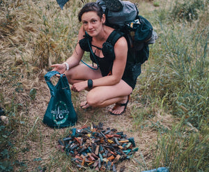 Thru-hiking + Trail Cleaning 6,000+ Miles thru Europe