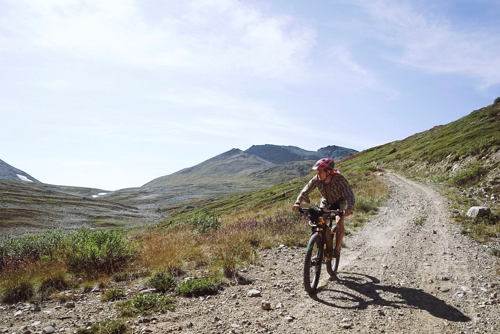Yukon Dirt: Mines and Mountain Bikes in the Far North