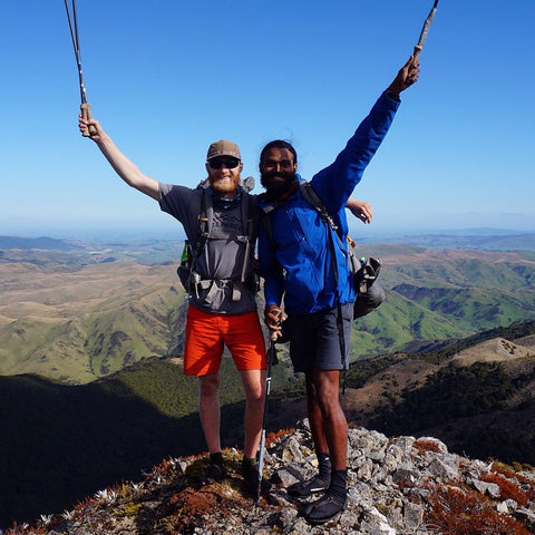 Bedrock Sandals Founder on Te Araroa Trail - Dan Opalacz
