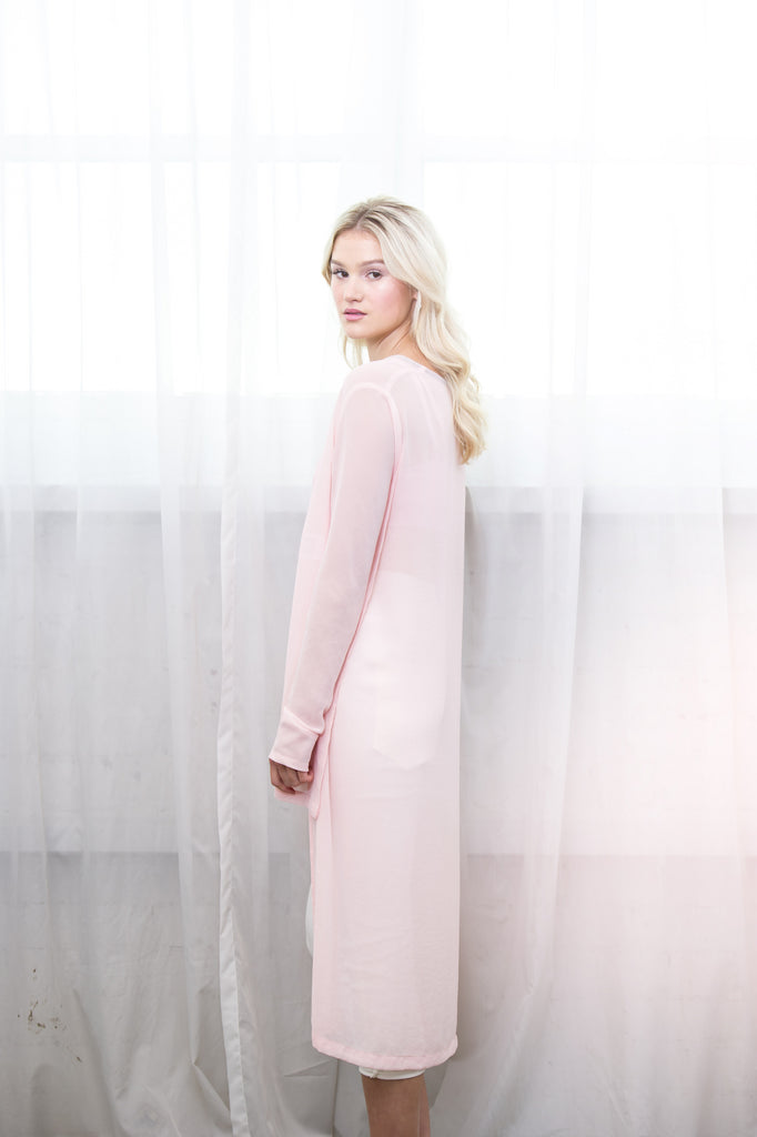 Majestic Overdress // Blush