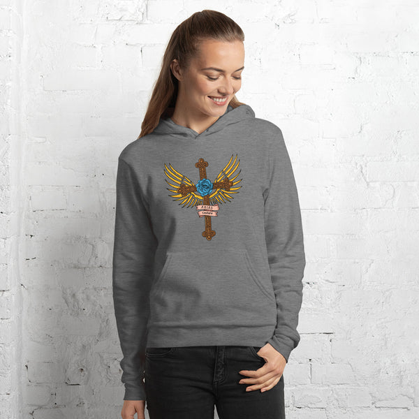 Wings to Fly Unisex hoodie